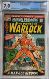 Marvel Premiere #1 CGC 7.0 Off-White Pages