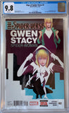 Edge of Spider-Verse #2 CGC 9.8 White Pages