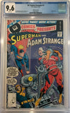 DC Comics Presents #3 CGC 9.6 White Pages ~WHITMAN VARIANT~