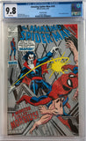 Amazing Spider-Man #101 CGC 9.8 White Pages