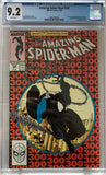 Amazing Spider-Man #300 CGC 9.2 White Pages