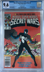 Marvel Super Heroes Secret Wars #8 CGC 9.6 ~CANADIAN VARIANT~