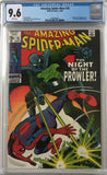Amazing Spider-Man #78 CGC 9.6 White Pages