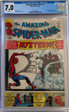 Amazing Spider-Man #13 CGC 7.0 White Pages