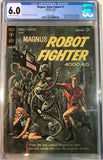 Magnus Robot Fighter #1 CGC 6.0 Off-White to White Pages