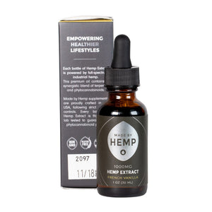 Hemp Extract 1000mg