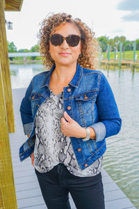 Out & About Denim Jacket