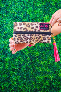 Leopard Makeup Junkie- Mini