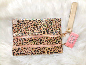 Leopard All-In-One Bag