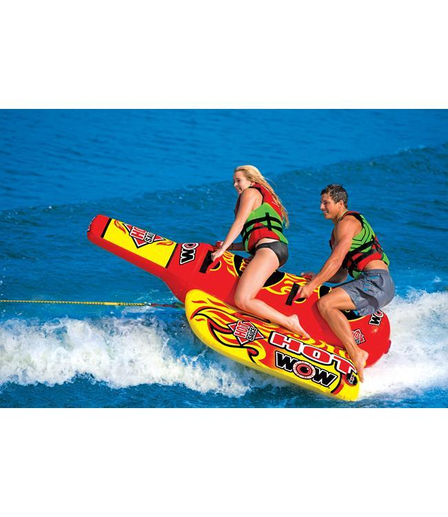 WOW Hot Sauce Ski Tube - Waterskiers World
