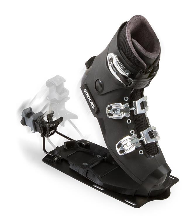 HO Syndicate Hardshell Ski Boot