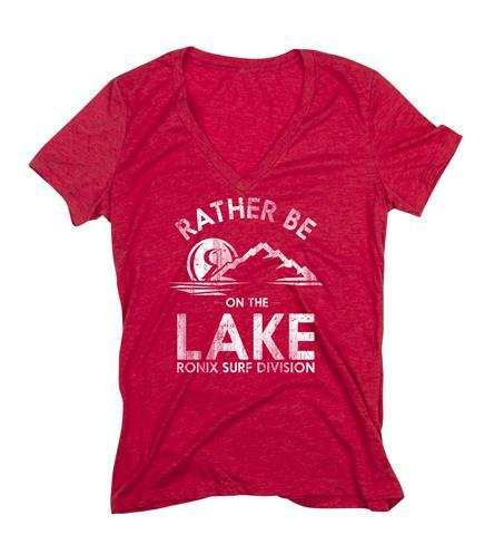 Ronix On The Lake Womens Shirt (2017)