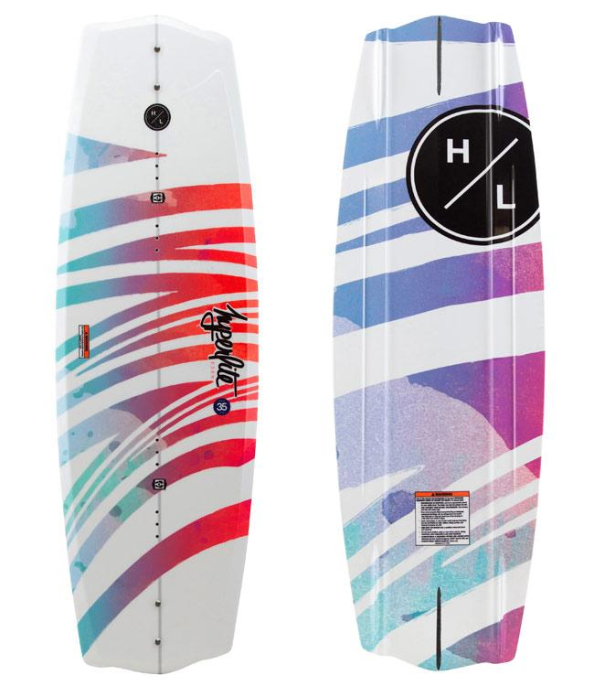 Hyperlite Eden Wakeboard Package with Jinx Boots (2021)