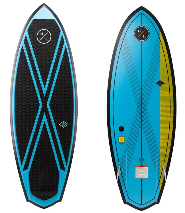 Hyperlite Shim Wake Surfer (2021) - Waterskiers World