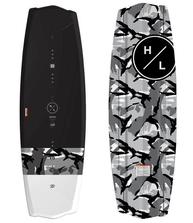 Hyperlite State Cobe Wakeboard Package with Remix Boots (2020)