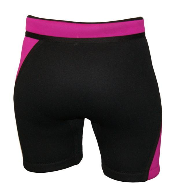 Wing Womens 3mm Wetsuit Shorts (2021) - Pink
