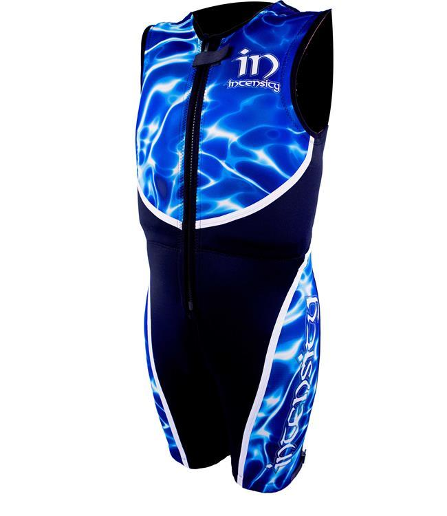 Intensity Keen Footer Barefoot Suit - Blue