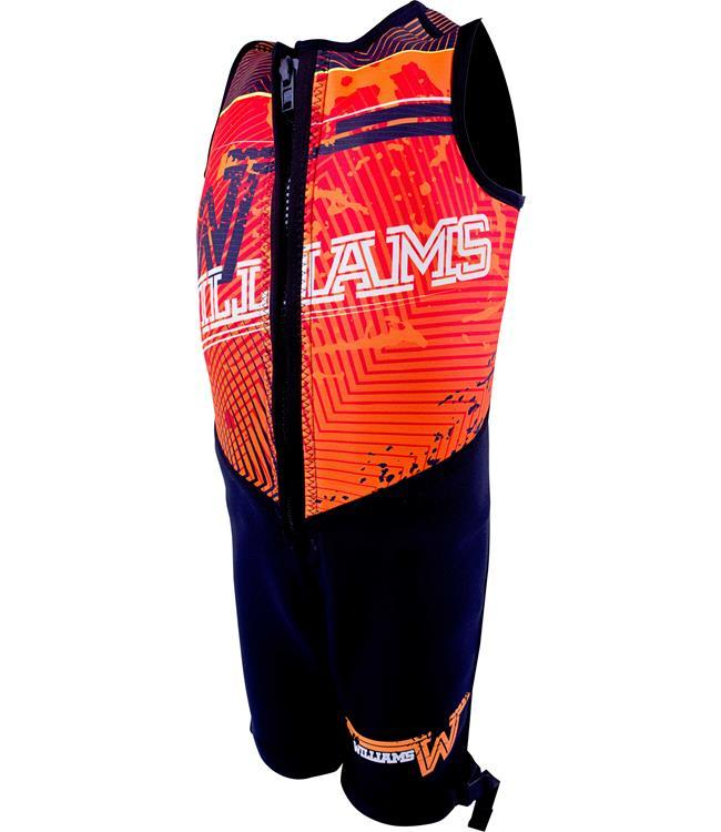 Williams Urban Youth Buoyancy Suit (2019) - Orange