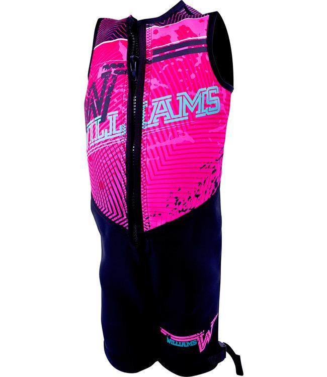 Williams Urban Youth Buoyancy Suit (2021) - Pink