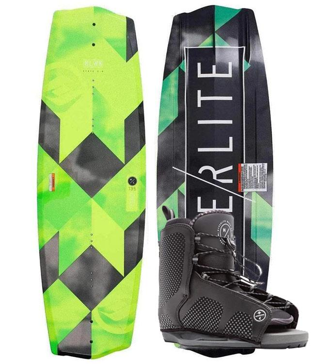 Hyperlite State Wakeboard Package with Remix Boots