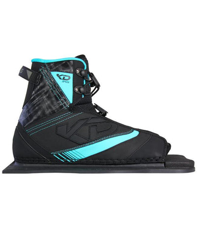 KD Neon Womens Slalom Ski With Axcess Boot & RTP (2020)