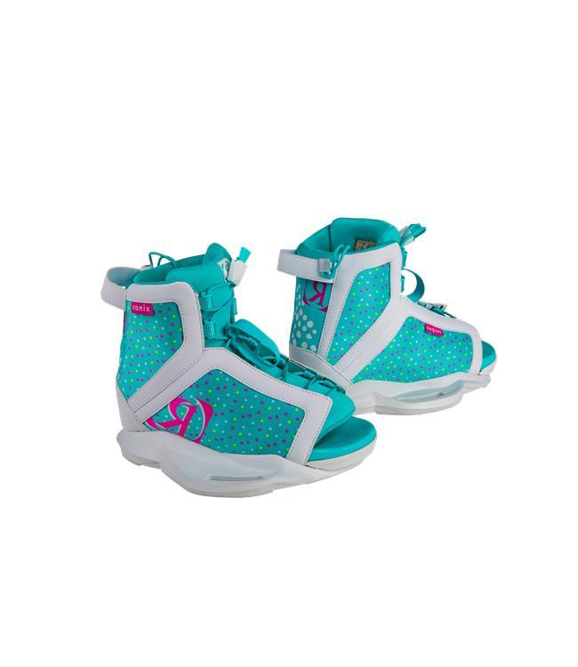 Ronix August Girls Wakeboard with August Boots (2021) - Waterskiers World