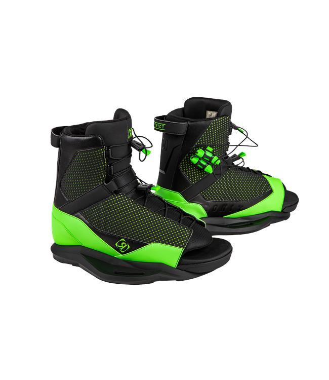 Ronix District Wakeboard with District Boots (2021)