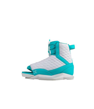Ronix Krush Wakeboard with Luxe Boots (2020)