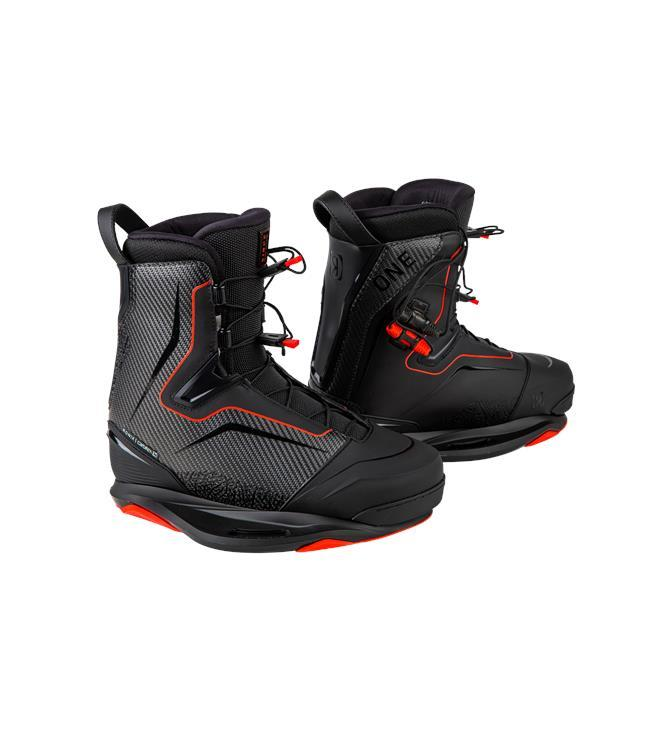 Ronix One Wakeboard Package with One Carbitex Boots (2020)
