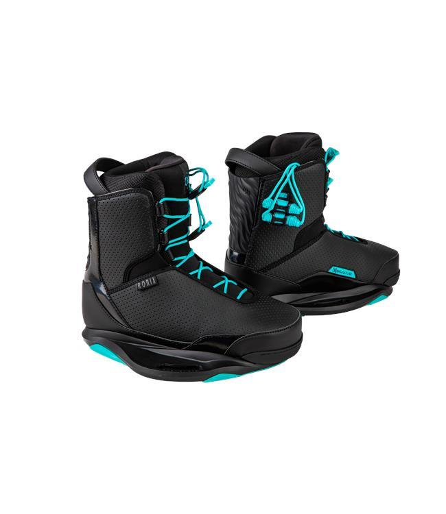Ronix Julia Rick Wakeboard with Signature Boots (2021)