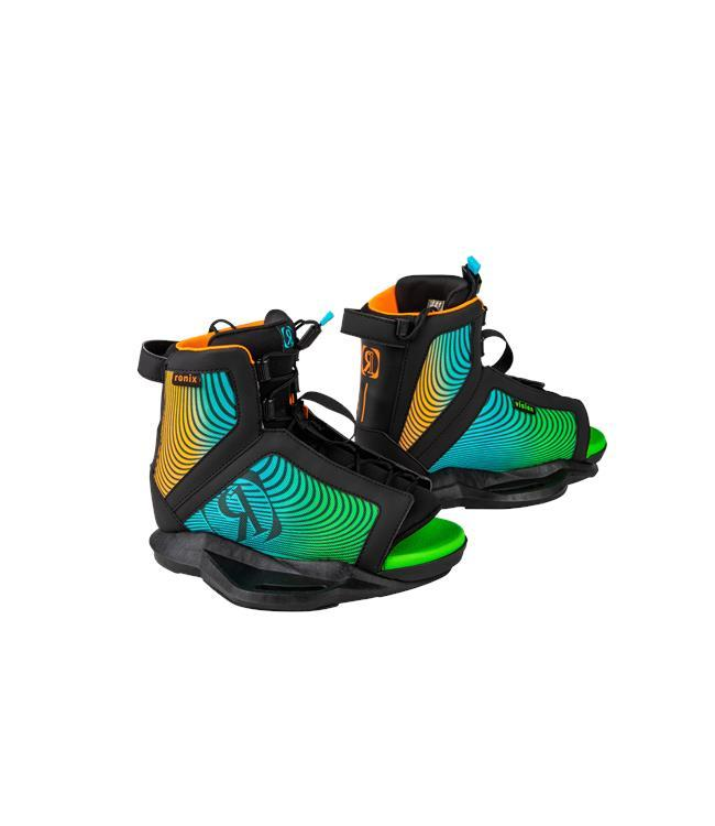 Ronix Vision Boys Wakeboard with Vision Boots (2021)