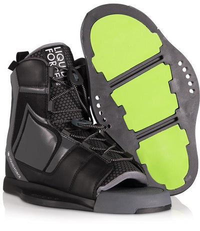 Liquid Force Classic Wakeboard Package with Index Boots (2021) - Waterskiers World