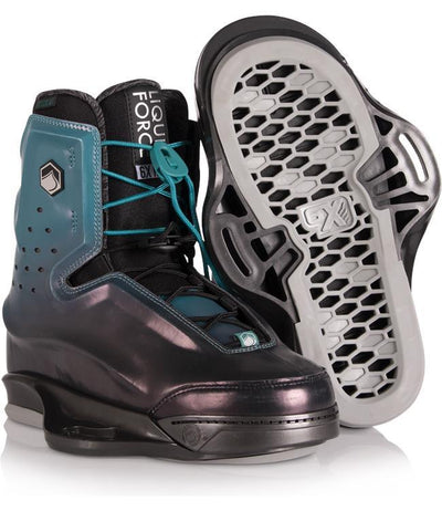 Liquid Force Remedy Aero Wakeboard Package with Riot Boots (2020)