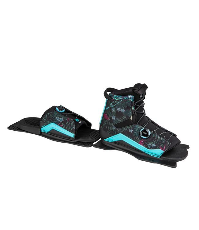 Radar Lyric Graphite Slalom Ski with Lyric BOA Boot & BOA ARTP (2020)