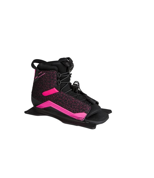 Radar Union Womens Slalom Ski with Lyric Boot & ARTP (2020)