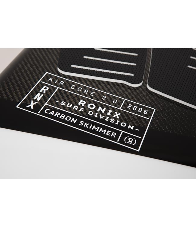 Ronix Carbon Air Core 3 The Skimmer Wakesurfer (2021) - Waterskiers World