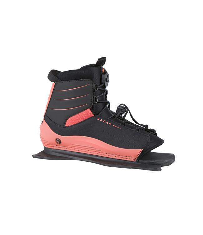 Radar Union Womens Slalom Ski with Lyric Boot & ARTP (2021)