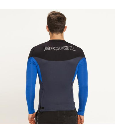 Ripcurl Mens Dawn Patrol 1.5mm Long Sleeve Jacket (2017) - Waterskiers World