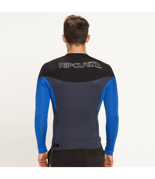 Ripcurl Mens Dawn Patrol 1.5mm Long Sleeve Jacket (2017)