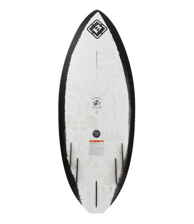 Byerly Action Wake Surfer (2020)