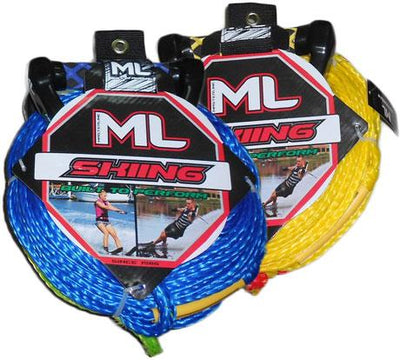 Masterline Sports Combo Doubles Water Ski Rope and Handle