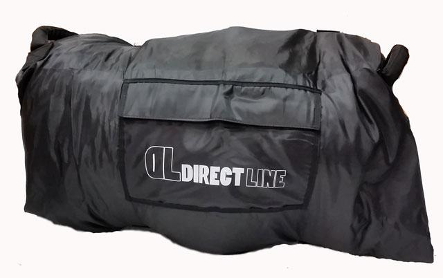 Direct Line Large Tube Bag (2017)