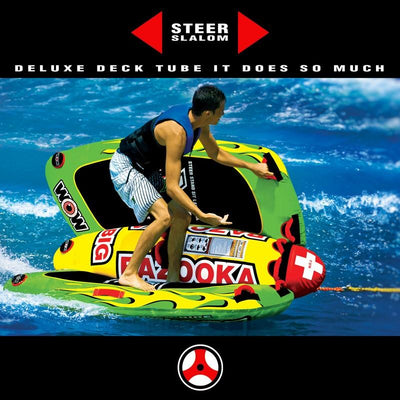 Wow Big Bazooka Ski Tube - Waterskiers World