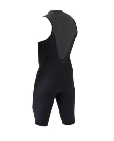 Ripcurl Rubber Soul Mens Short John Chest Zip Wetsuit