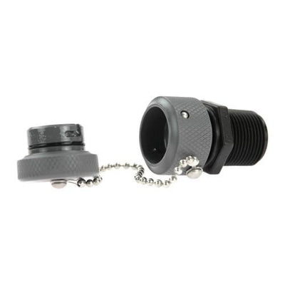 Straight Line to Eight.3/Tsunami Pump Adaptor Fitting - Waterskiers World