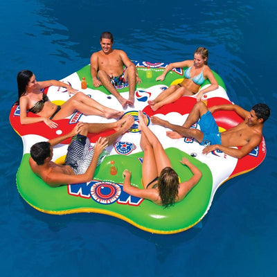 Wow Tube A Rama (6 persons) - Waterskiers World