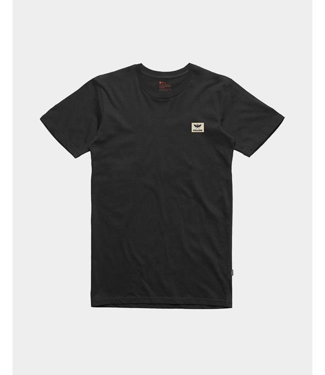 Follow Bat Mens Tee (2020) - Black