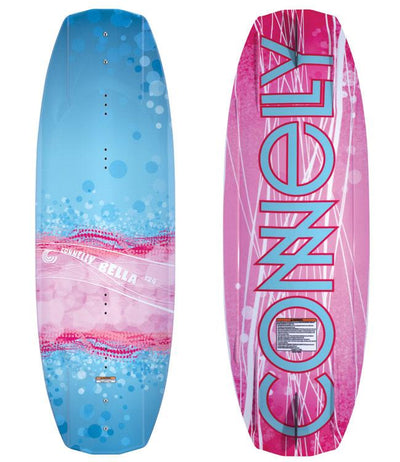 Connelly Bella Girls Wakeboard Package with Optima Boots (2020)