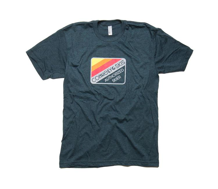 Connelly Authorized Skier Tee