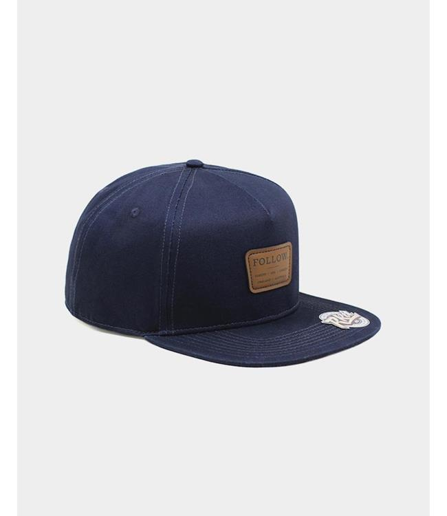 Follow Corp Mens Cap (2020) - Navy